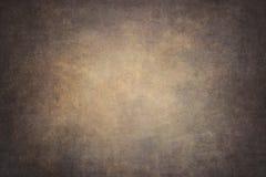 Fond peint à la main de coton orange de Brown image libre de droits