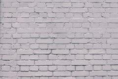 Fond peint gris industriel grunge de mur de briques photographie stock libre de droits