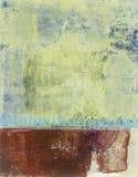 Fond peint par abstrait Image libre de droits