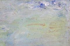 Fond peint par huile légère Photographie stock libre de droits