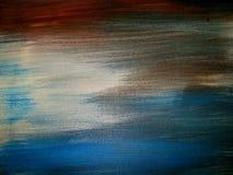 Fond peint sur la toile Images stock