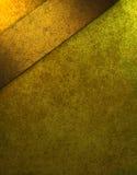 Fond poli élégant d'or Photo libre de droits