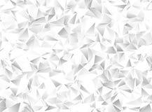 Fond polygonal abstrait Photographie stock