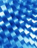 Fond polygonal abstrait Image libre de droits