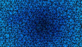Fond polygonal abstrait Texture triangulée Photos stock