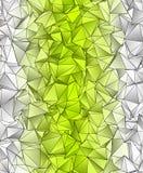 Fond polygonal Texture triangulée de résumé Photos libres de droits