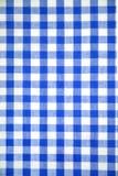 Fond populaire bleu et blanc Image libre de droits