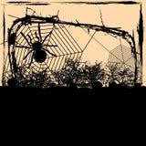 Fond pour des célébrations de Halloween Photo stock
