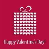 Fond pour la Saint-Valentin Images stock