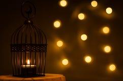 Fond pour le festin musulman du mois saint de Ramadan Kareem photographie stock