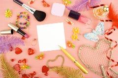 Fond pour le jour des femmes Photo stock