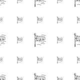 Fond pour le manche à air Image stock