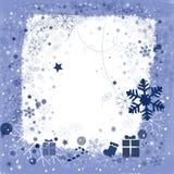 Fond pour Noël Photo libre de droits
