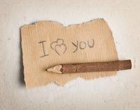 Fond pour une inscription. Un sable de papier pas. Photo libre de droits