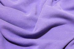 Fond pourpré de tissu Image libre de droits