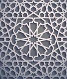 Fond pourpre Vecteur islamique d'ornement, motiff persan éléments ronds islamiques de modèle de 3d Ramadan géométrique Photographie stock libre de droits