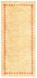 Fond professionnel de texture de papier de certificat de cru Image libre de droits