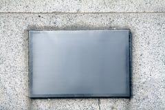 Fond propre et pur en métal Image stock