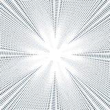 Fond psychédélique rayé avec les lignes noires et blanches de moirage Photographie stock libre de droits