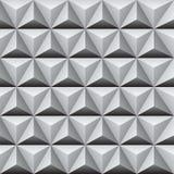 Fond pyramidal sans couture d'abrégé sur modèle photo stock