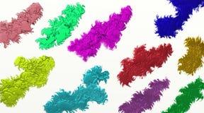 Fond/résumé texturisés colorés coloré/milieux et textures Photographie stock libre de droits