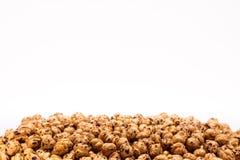 Fond rôti de pois chiche Photographie stock libre de droits