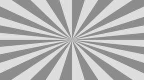 Fond radial illustration stock