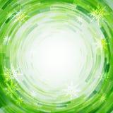 Fond radial de mosaïque. Images libres de droits