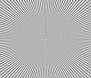 Fond radial noir et blanc Images stock