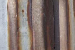 Fond rasty en métal image libre de droits