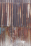 Fond rasty en métal photographie stock libre de droits