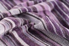 Fond rayé abstrait de tissu de texture Fond abstrait, vecteur Image stock
