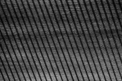 Fond rayé abstrait gris Image noire et blanche photographie stock libre de droits