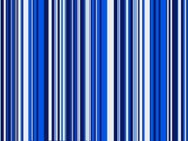 Fond rayé bleu Photos libres de droits