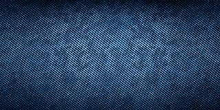 Fond rayé bleu Images libres de droits
