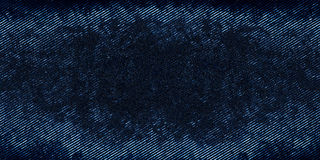 Fond rayé bleu-foncé Images stock