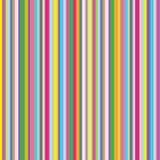 Fond rayé coloré Image stock