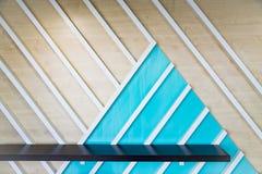 Fond rayé en bois photographie stock