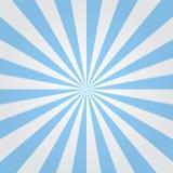 Fond rayé Faisceaux bleus illustration de vecteur