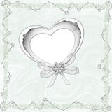 Fond romantique illustration stock