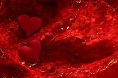 Fond romantique d'amour de Valentines Image stock