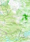 Fond romantique de texture de papier de nature Images stock