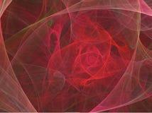 Fond rose d'abstrait Images libres de droits