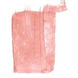 Fond rose de caramel Conception extérieure grunge de modèle Texture de lavages Photographie stock