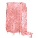 Fond rose de caramel Conception extérieure grunge de modèle Texture de lavages Photo libre de droits