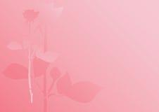 Fond rose de pastel Image stock