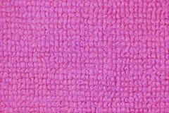 Fond rose de textile Image stock