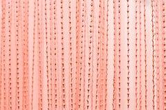 Fond rose de textile de Noël ou de Valentine Photo stock