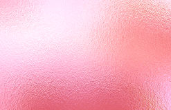 Fond rose de texture d'aluminium images stock