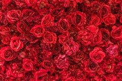 Fond rose de tissu Photo libre de droits